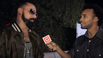 AJ McLean On Lorde, Backstreet Boys Tour and More