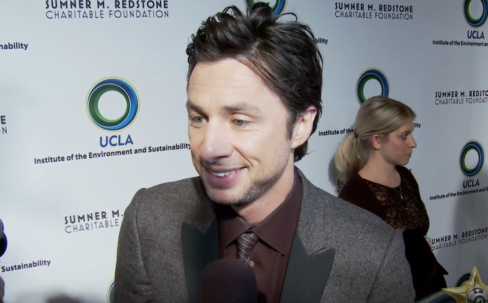 Jon Berrien Interviews Zach Braff