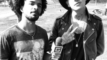 Jesse Rutherford of The Neighbourhood on Using 'Black & White'
