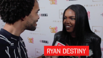 "Ryan Destiny talks Lee Daniels new Fox drama ""Star"""