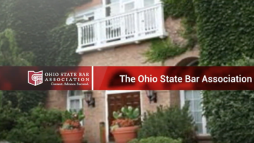 Connect, advance and succeed with the Ohio State Bar Association