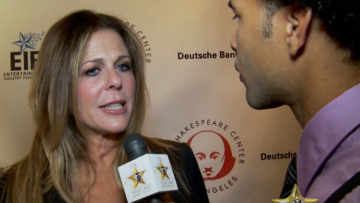 Jon Berrien Interviews Rita Wilson