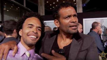 Jon Berrien Interviews Mario Van Peebles