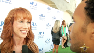Jon Berrien Interview Kathy Griffin
